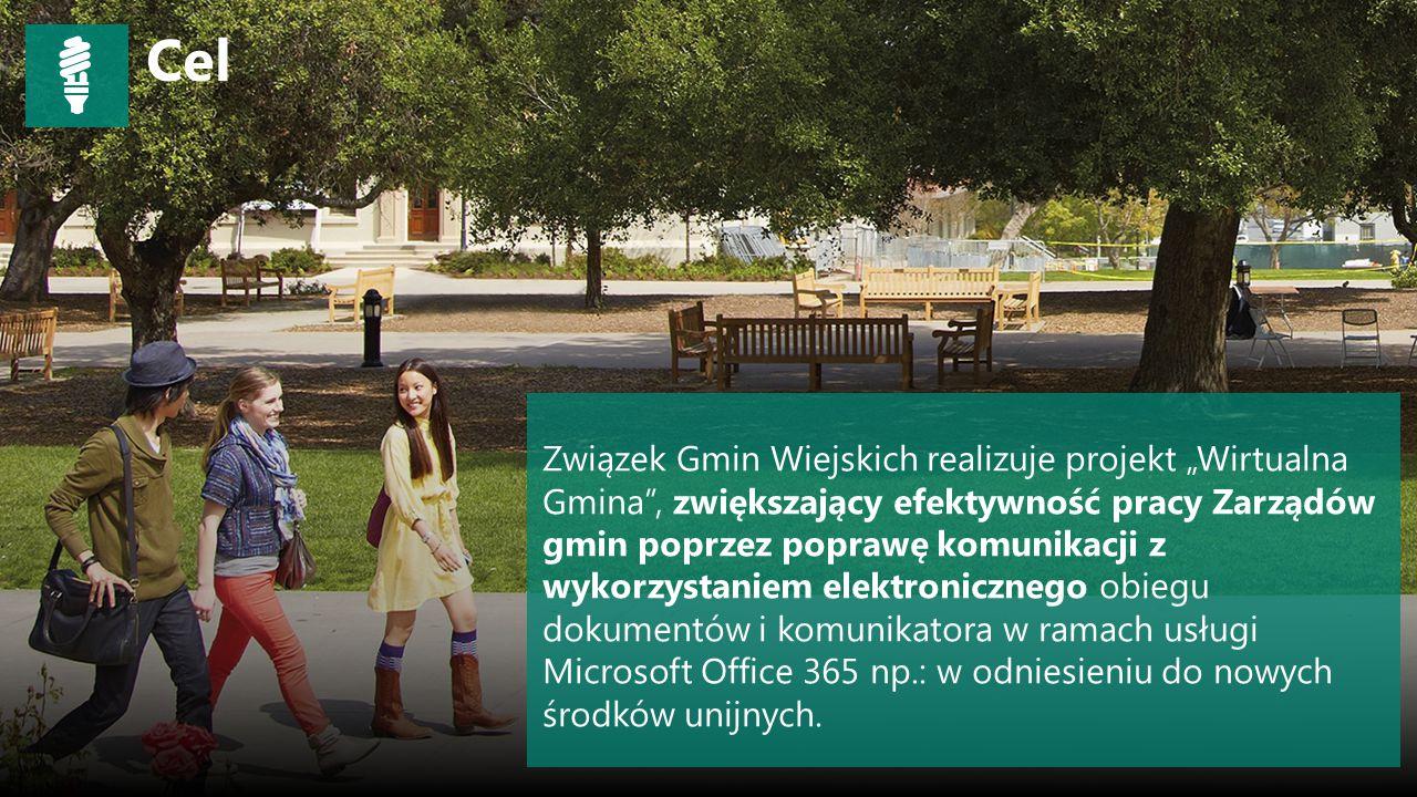 """Związek Gmin Wiejskich realizuje projekt """"Wirtualna Gmina"""", zwiększający efektywność pracy Zarządów gmin poprzez poprawę komunikacji z wykorzystaniem"""