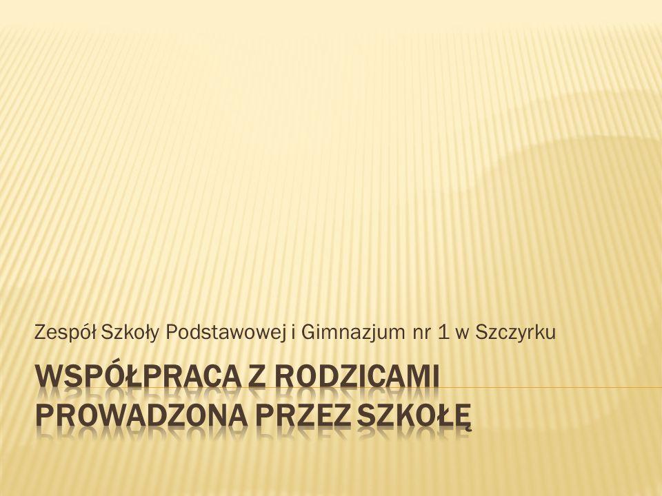 Zespół Szkoły Podstawowej i Gimnazjum nr 1 w Szczyrku