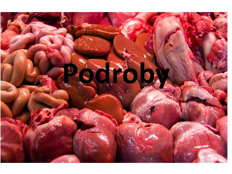 Żołądki Żołądki zwierząt rzeźnych są jednokomorowe (trzoda chlewna i konie) oraz wielokomorowe (bydło, owce, kozy).