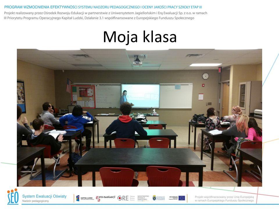 Moja klasa