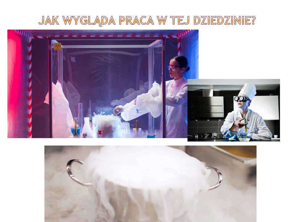 W Polsce pierwsza restauracja serwuj ą ca potrawy kuchni molekularnej powsta ł a w 2008 roku.