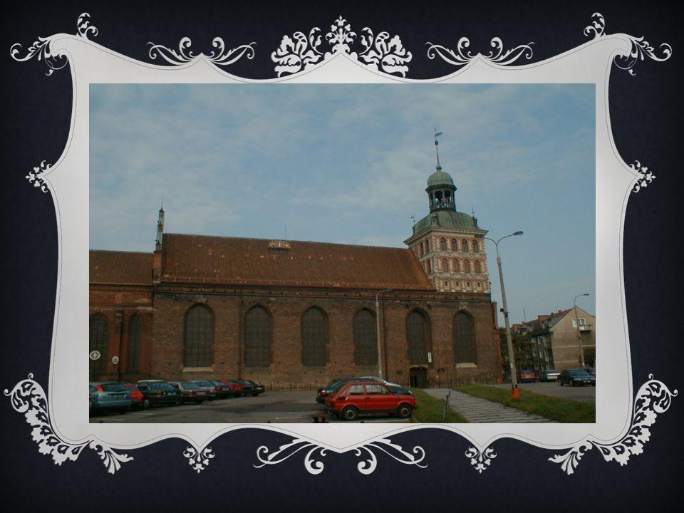 """KO Ś CIÓŁ- SANKTUARIUM """"SOLIDARNO Ś CI Ze względu na działalność związku zawodowego Lecha Wałęsy oraz jego znaczenie dla katolików w czasie reżimu komunistycznego, kościół św."""