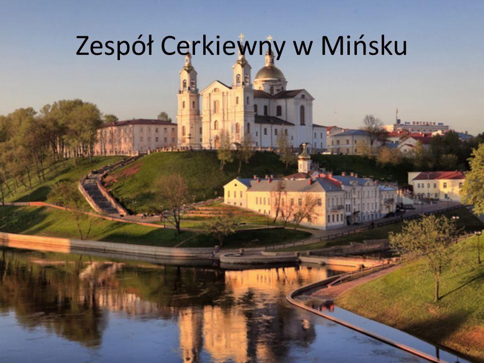 Zespół Cerkiewny w Mińsku