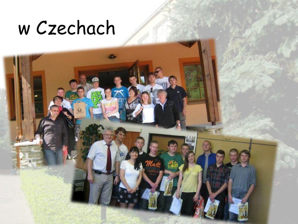 w Czechach