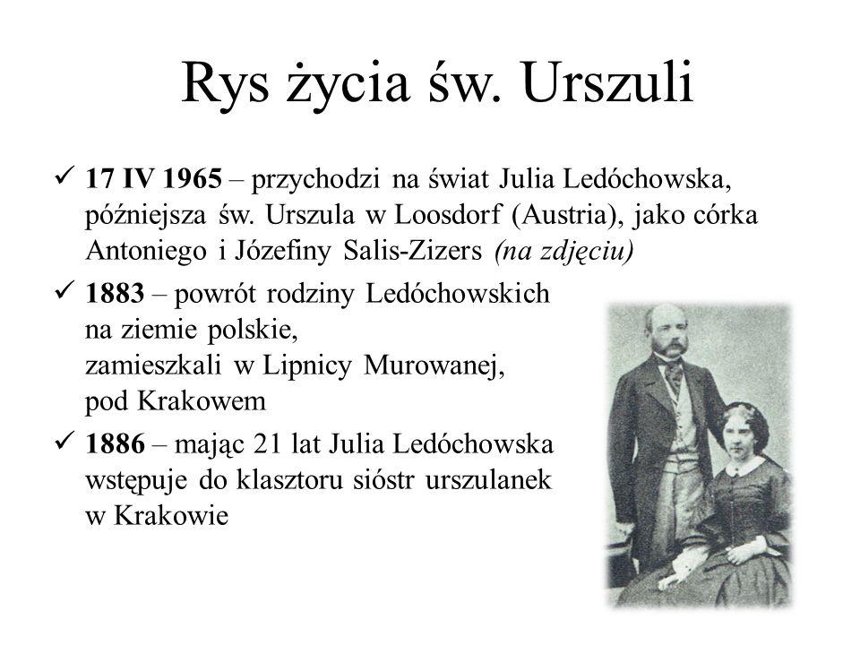 1907 – razem z dwiema siostrami udaje się do Petersburga, gdzie zostaje kierownikiem internatu przy polskim Gimnazjum św.