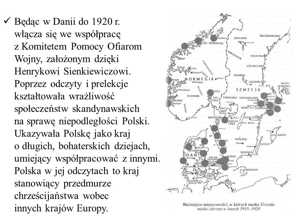 Będąc w Danii do 1920 r.
