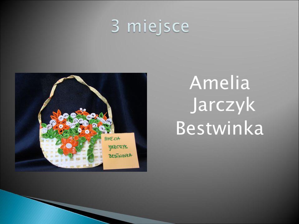 Amelia Jarczyk Bestwinka