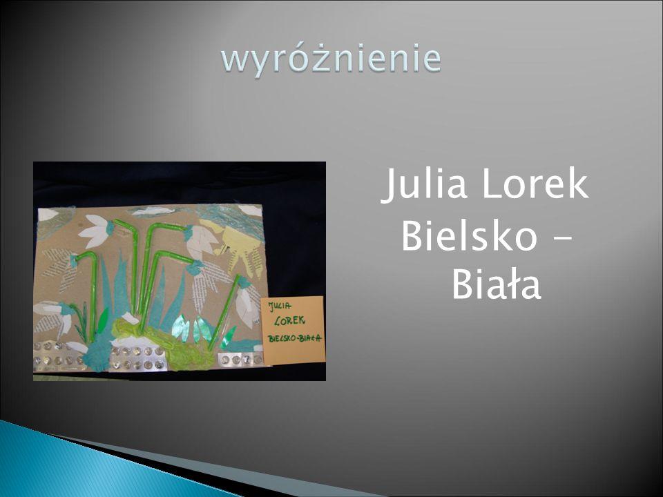Julia Lorek Bielsko - Biała