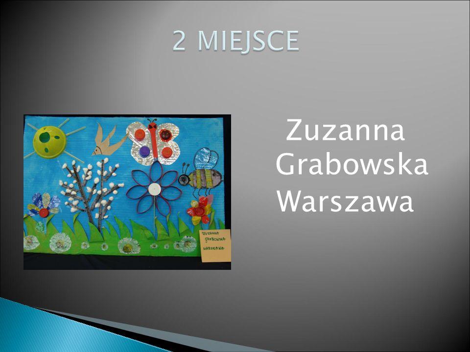 Zuzanna Grabowska Warszawa