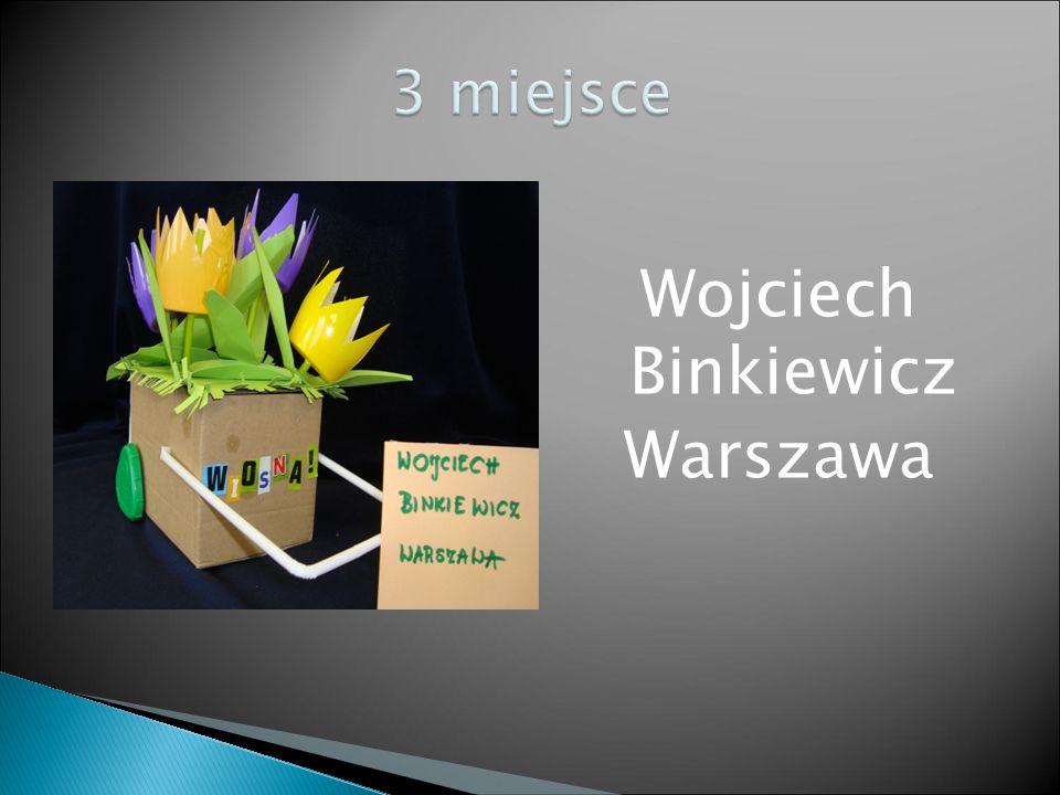 Wojciech Binkiewicz Warszawa