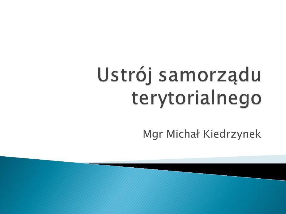 Mgr Michał Kiedrzynek
