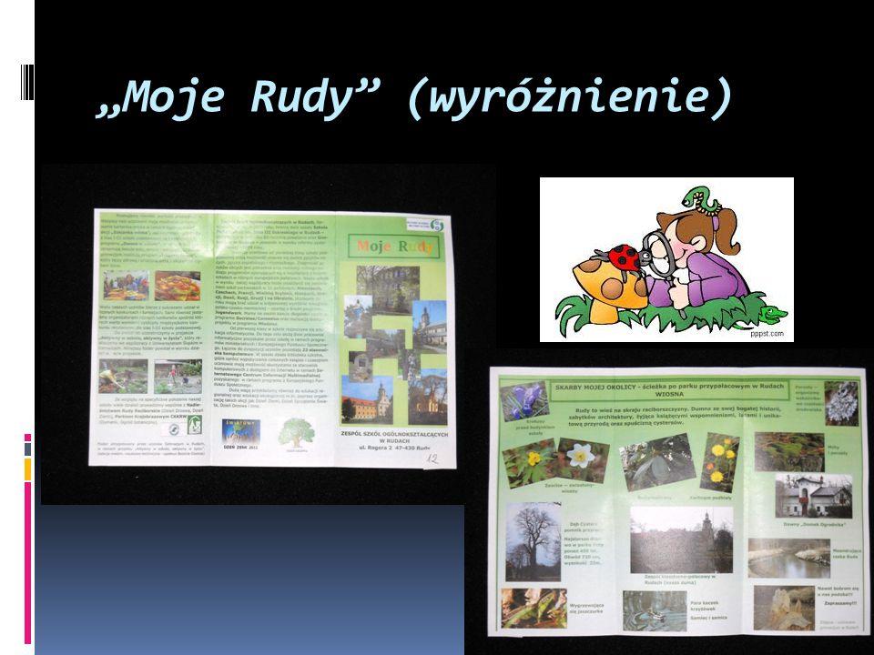 """""""Moje Rudy"""" (wyróżnienie)"""