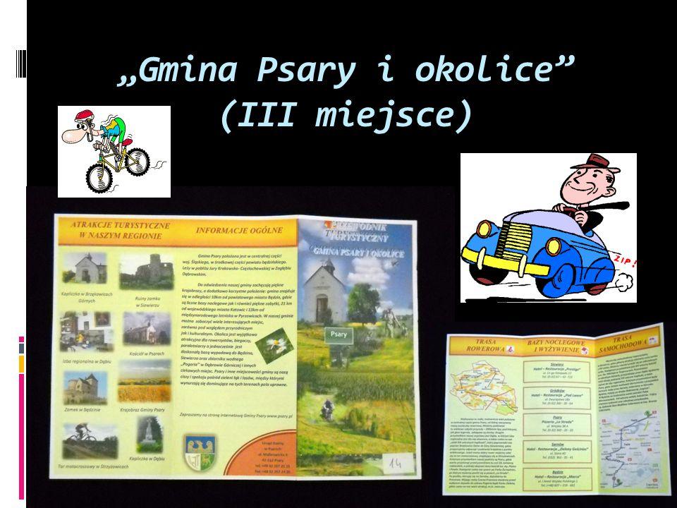 """Gmina Psary i okolice"" (III miejsce)"