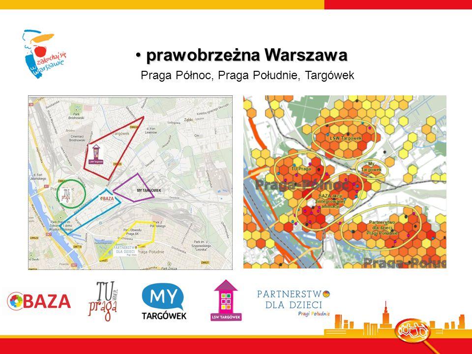 prawobrzeżna Warszawa prawobrzeżna Warszawa Praga Północ, Praga Południe, Targówek