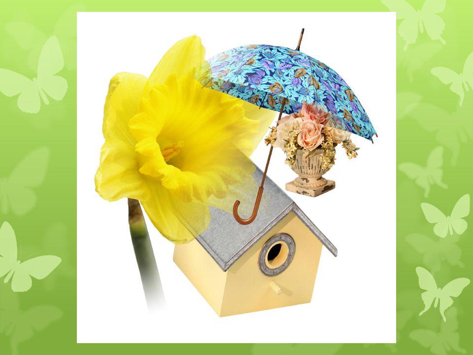 Kwiecień gdy deszczem plecie, to maj wystroi w kwiecie.