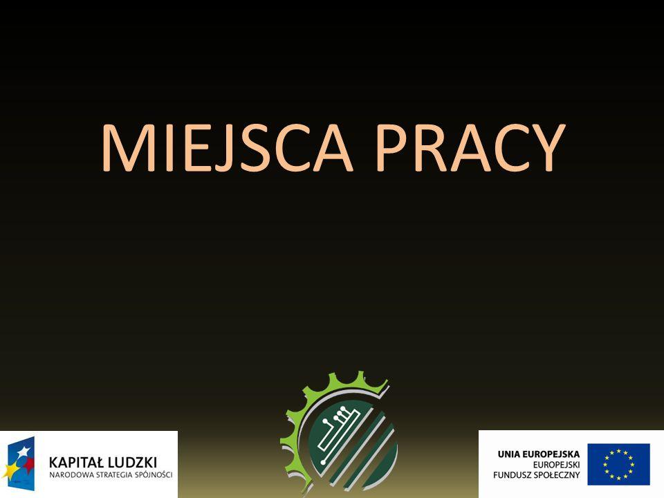 MIEJSCA PRACY