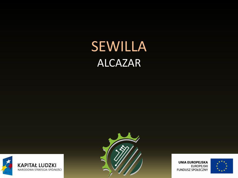 SEWILLA ALCAZAR