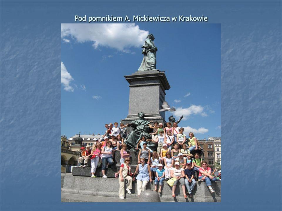 Wycieczka do Krakowa- Dzwon Zygmunta