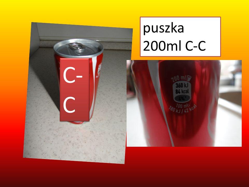 C- C puszka 200ml C-C