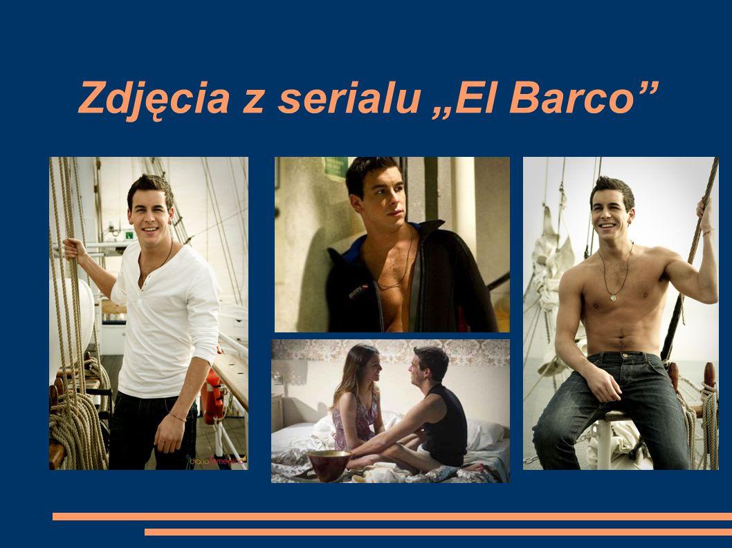 "Zdjęcia z serialu ""El Barco"