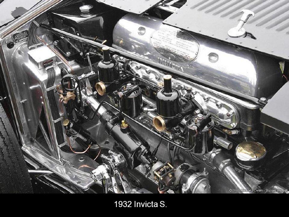 1932 Invicta S.