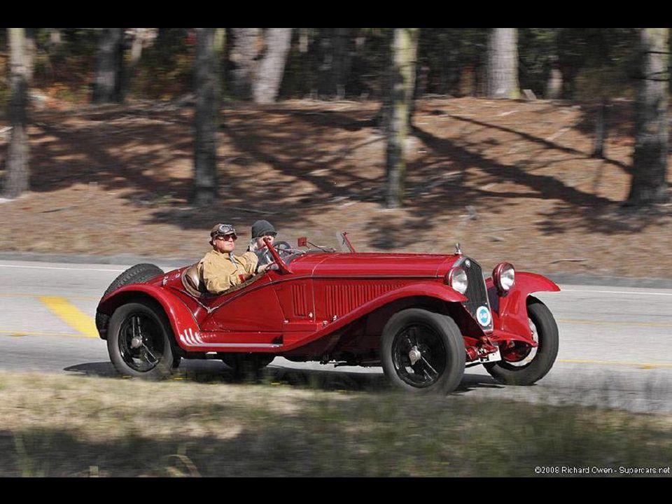 1933 Alfa Romeo 6C 1750 Grand Sport