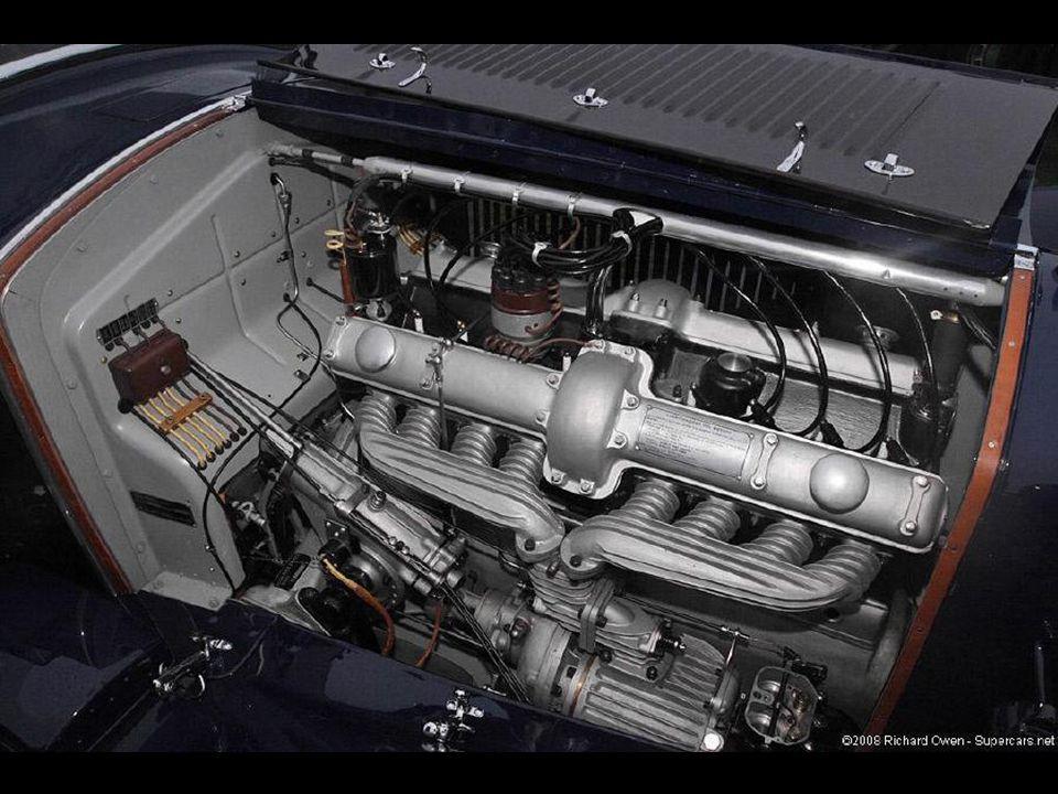 1933 Alfa Romeo 8C 2300 Castagna Cabriolet