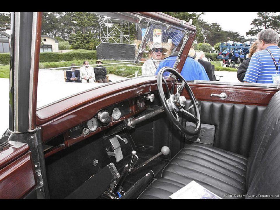 1929 Isotta-Fraschini Tipo 8A Cesare Scala Coupe de Ville