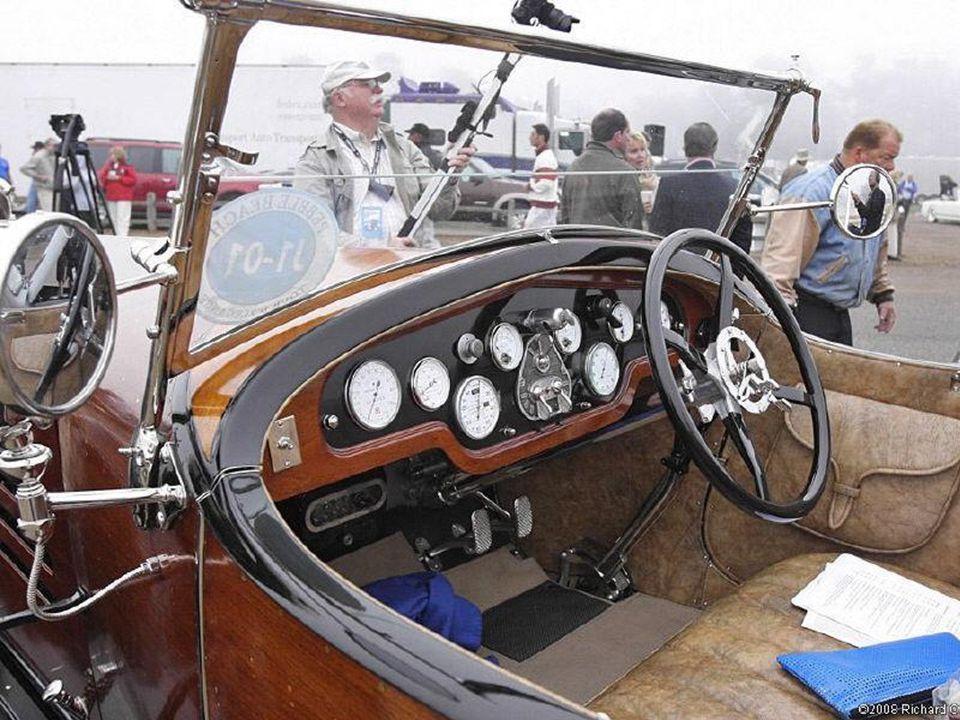 1935 Hispano Suiza H6 Labordette Skiff