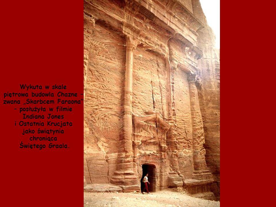 Prowincja Arabia Petrea uchodziła w III w. za jeden z ważniejszych ośrodków handlu w skali całego imperium, a wyprzedziła ją w tej dziedzinie dopiero