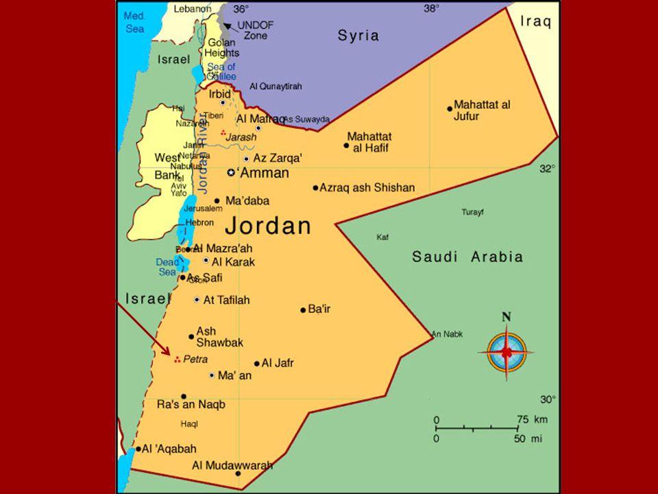 Prowincja Arabia Petrea uchodziła w III w.