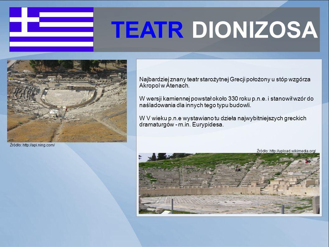 WIEŻA WIATRÓW Jeden z najlepiej zachowanych zabytków starożytnego świata w Atenach pochodzi z czasów dominacji Rzymian.