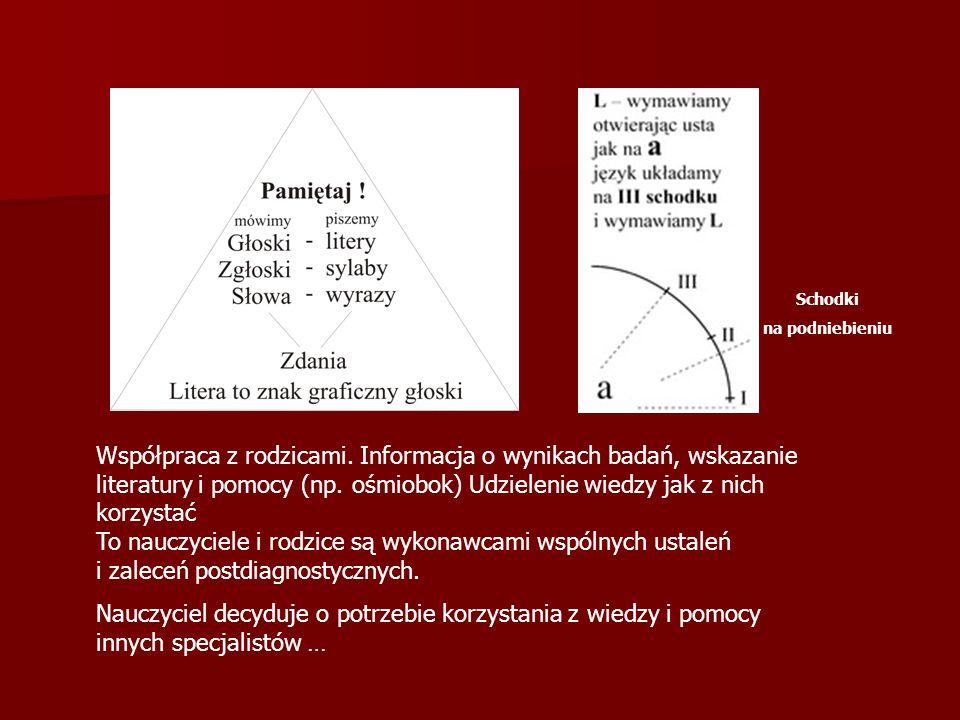 Wywołanie i utrwalanie głoski sz-s
