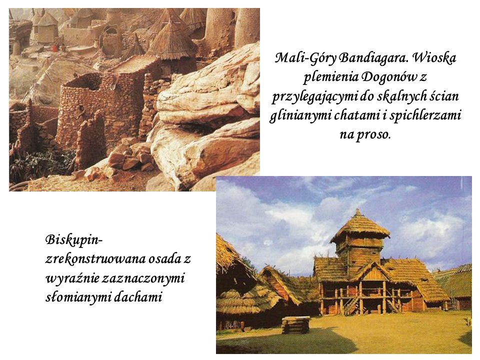 Mali-Góry Bandiagara.