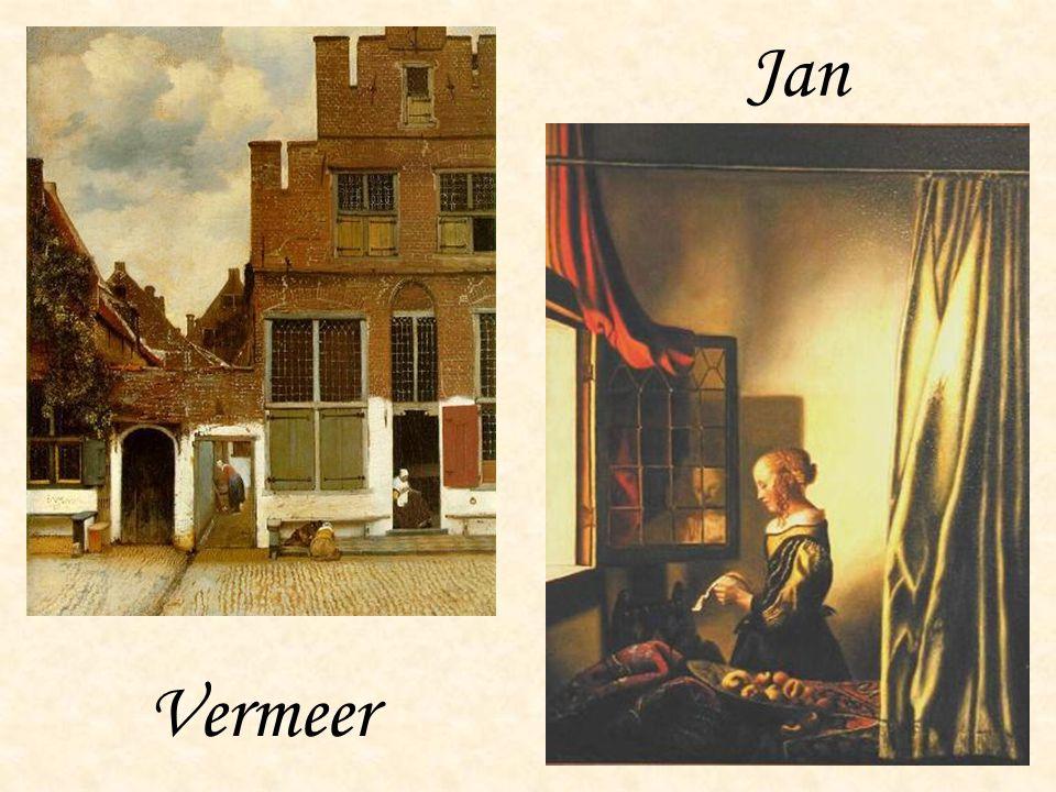 Vermeer Jan