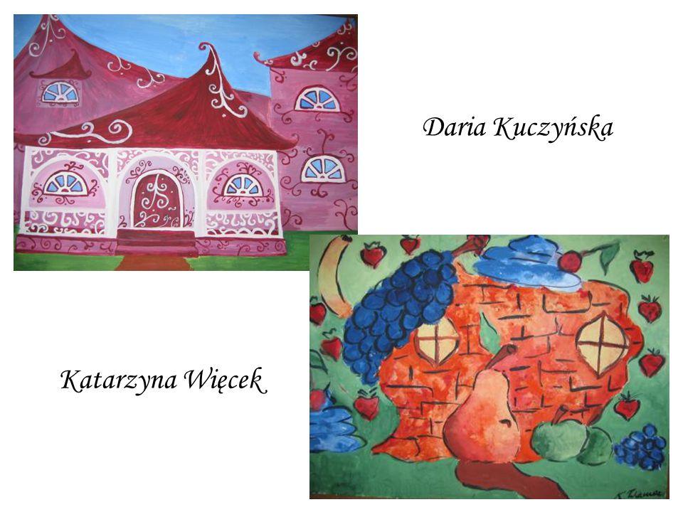 Daria Kuczyńska Katarzyna Więcek