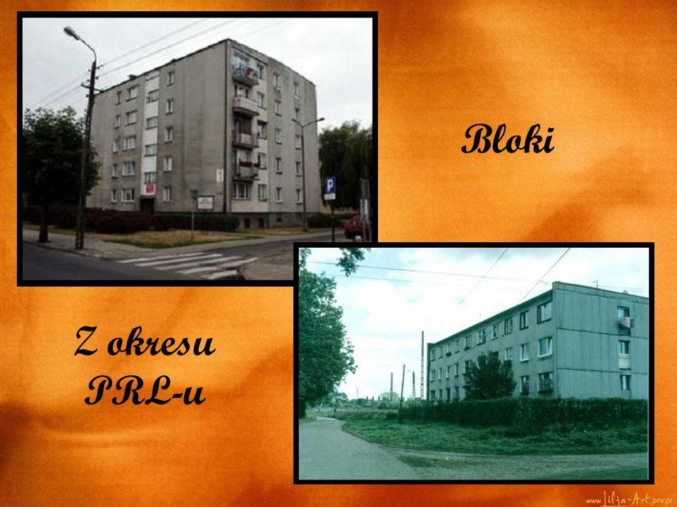 Bloki Z okresu PRL-u