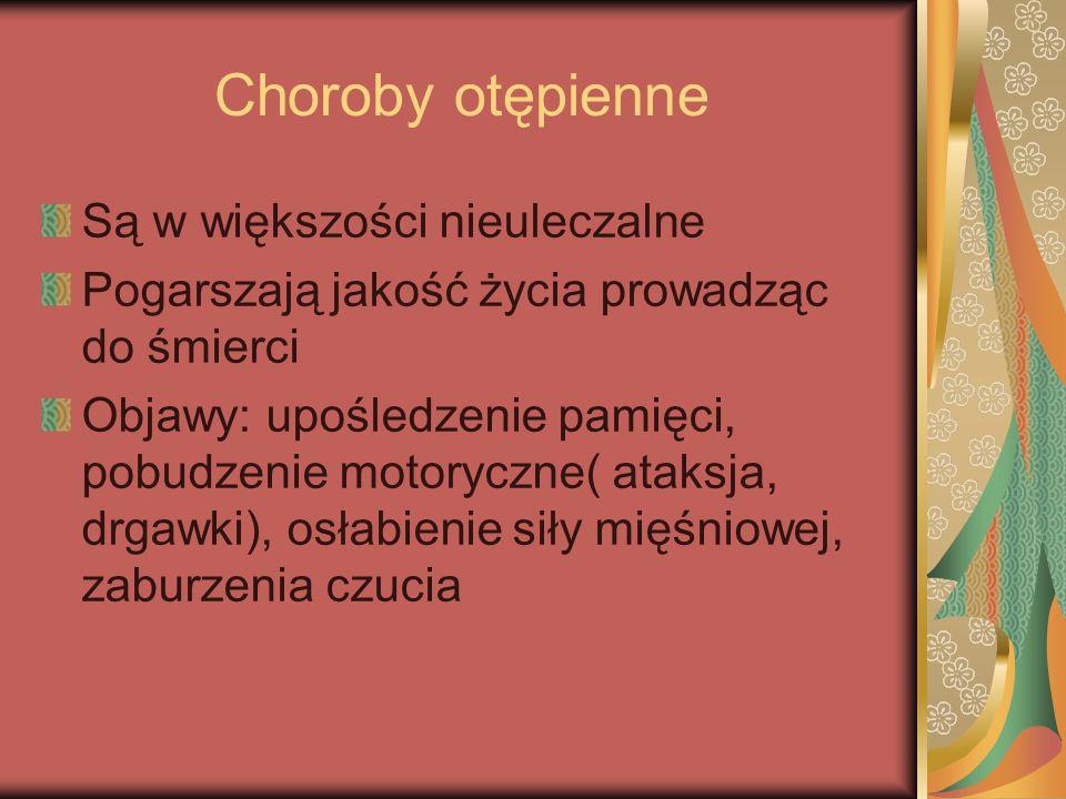 Choroba Alzheimera - leczenie Colostrinin – polipeptyd izolowany z siary ( Instytut Immunologii Wrocław prof.J.