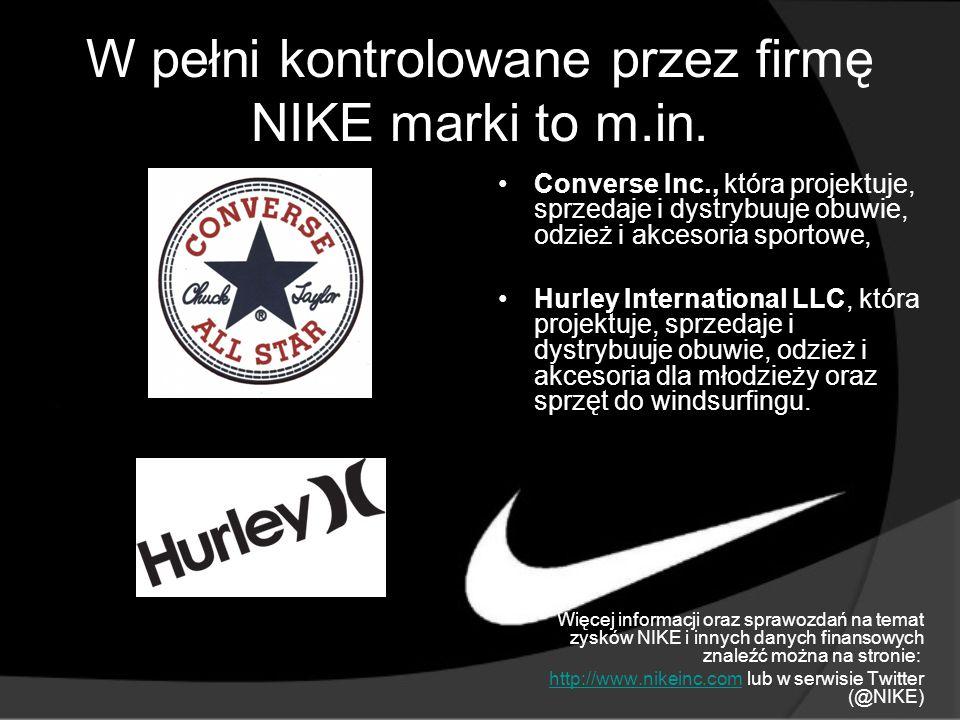 """""""Just do it W 1988 roku Nike przypieczętowało swój sukces rewelacyjnym hasłem """"Just do it ."""