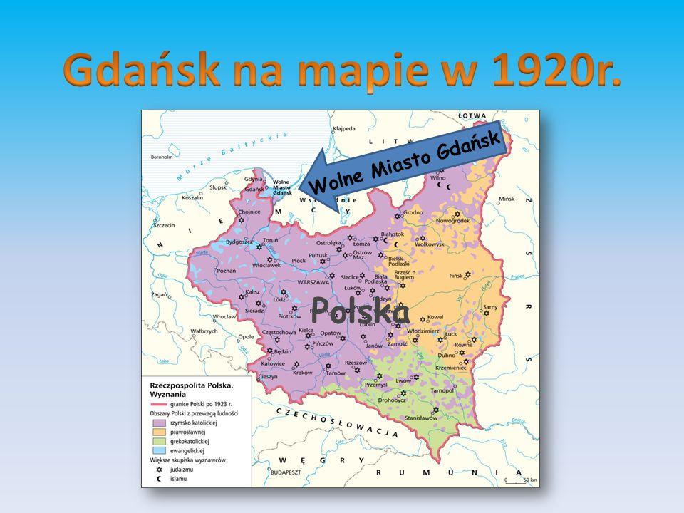 Wolne Miasto Gdańsk Polska