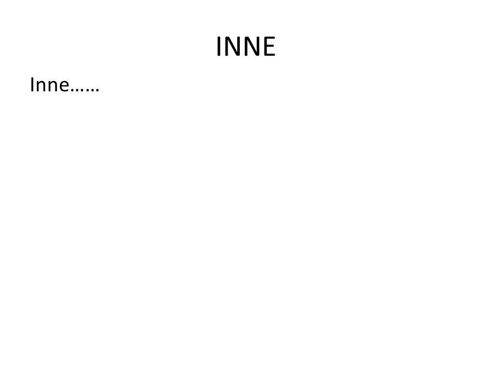 INNE Inne……