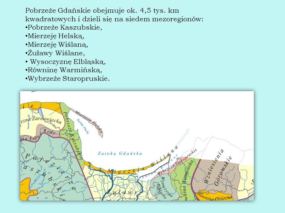 Gdańsk z 462 454 mieszkańcami zajmuje szóste miejsce w Polsce pod względem liczby ludności, a siódme miejsce pod względem powierzchni – 261,96 km² Wraz z Gdynią i Sopotem tworzy Trójmiasto.