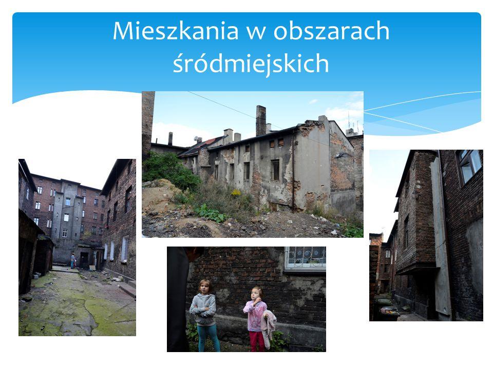 5 Mieszkania w obszarach śródmiejskich