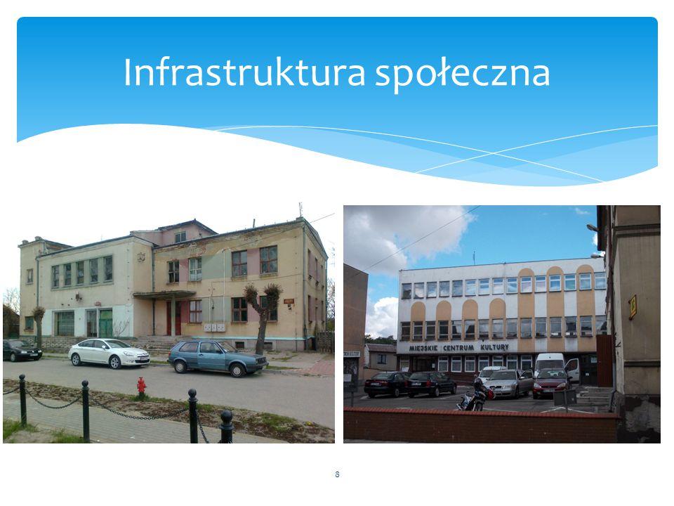 8 Infrastruktura społeczna