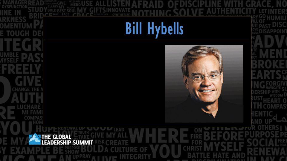 Bill Hybells