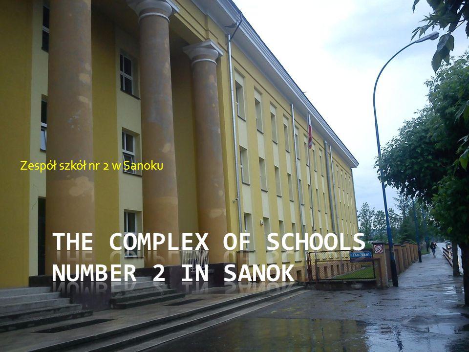 Zespół szkół nr 2 w Sanoku