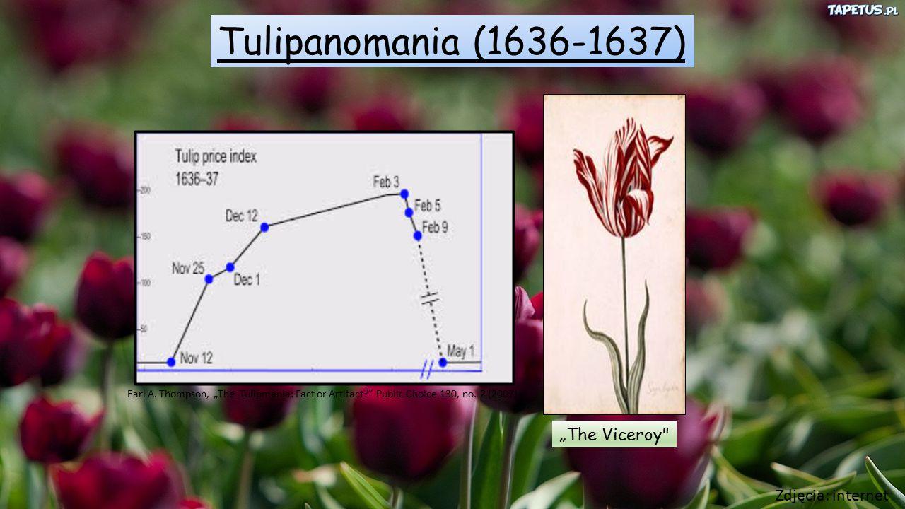"Tulipanomania (1636-1637) ""The Viceroy"