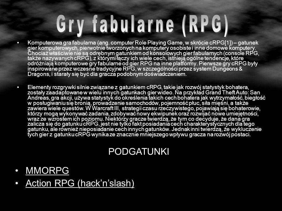 MMORPG (ang.