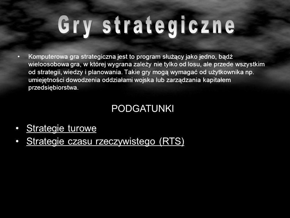 Strategiczne gry turowe (ang.
