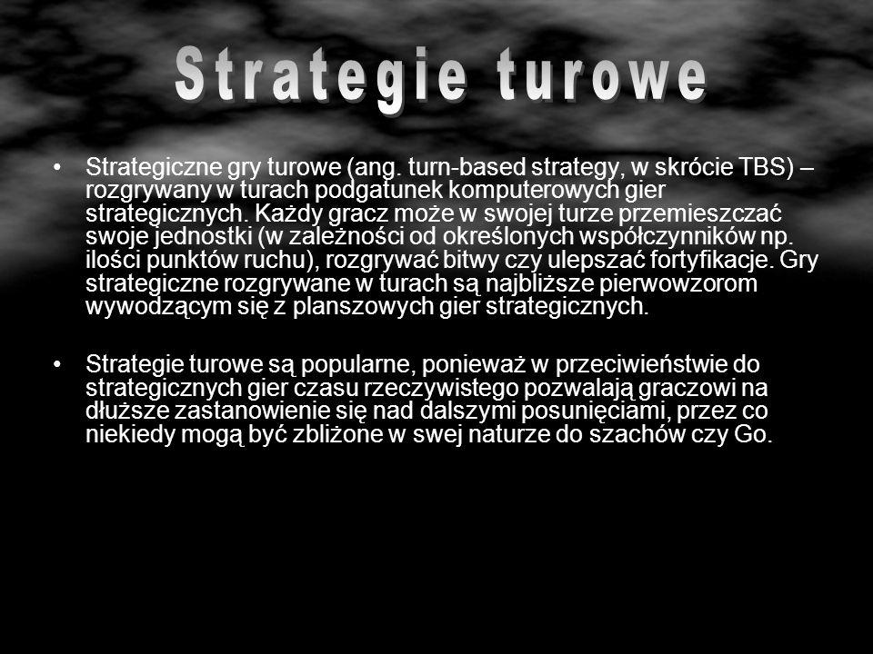 Strategiczne gry czasu rzeczywistego (ang.